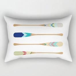 Oars Rectangular Pillow