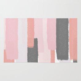 Rising #society6 #abstractart Rug
