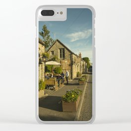 Old Crown at Kelston Clear iPhone Case
