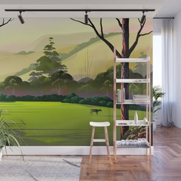 Village Haven Wall Mural
