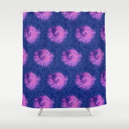 And God Created Woman Shower Curtain