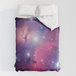 Purple Galaxy Comforters