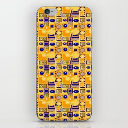 Klimt5 iPhone Skin