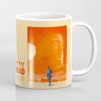 mad max Mugs featuring Mad Max: Fury Road by days & hours