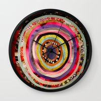 portal Wall Clocks featuring Portal  by Emily Kenney