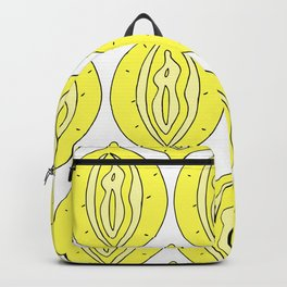 sour puss Backpack