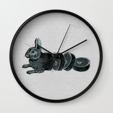 Ebus Wall Clock