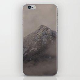 Mountain Scene iPhone Skin