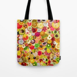 Fruit Madness (All The Fruits) Tote Bag