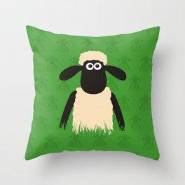 Shaun Throw Pillow