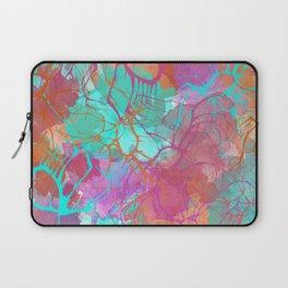 color splatter Laptop Sleeve