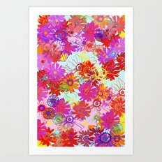 Spring Sunshine Art Print