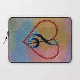 Music Note Laptop Sleeve