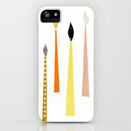Christmas I iPhone Case
