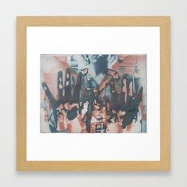 (in)dependent Framed Art Print