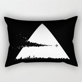 Crossover Rectangular Pillow