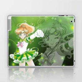Eternal Sailor Jupiter Laptop & iPad Skin