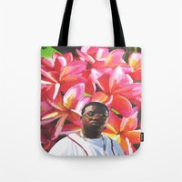 gucci Tote Bags featuring gucci mane floral by Cree.8