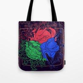 Pocket Monsters Tote Bag
