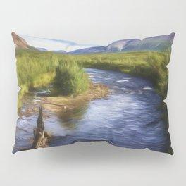 Just Wandering Pillow Sham