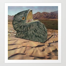 Great Birds 5 Art Print