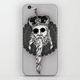 Lord King III iPhone Skin