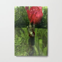 Flower Fairies Metal Print