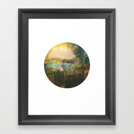 Shapes Of The Future: II Framed Art Print
