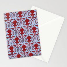 Muskrat Skull Stationery Cards