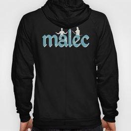 Malec   Shadowhunters Hoody