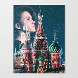 Dream of Kremlin Canvas Print