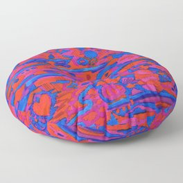 Taos Twilight Floor Pillow