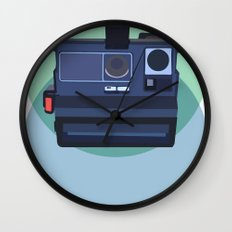 Paper Cups and Nervous Hiccups  Wall Clock