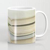 books Mugs featuring Books by Pure Nature Photos