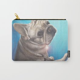 Bruce in Blue Carry-All Pouch