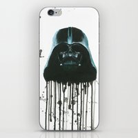 darth vader iPhone & iPod Skins featuring Darth Vader by McCoy