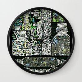 Plastics series 13 Wall Clock