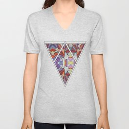 Dimensional Catastrophe Unisex V-Neck