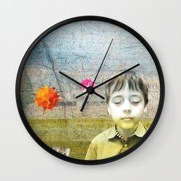 eine Kleine Geschichte über die Liebe Wall Clock