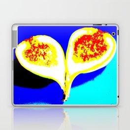 Big Fig Heart Laptop & iPad Skin