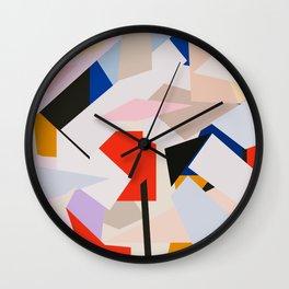 Abstract 41 Wall Clock