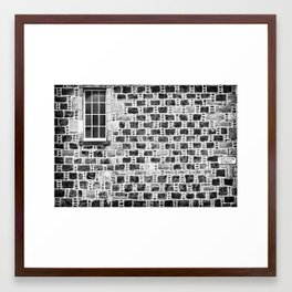 Crichton Street Framed Art Print
