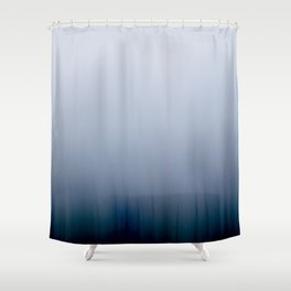 The fog Shower Curtain