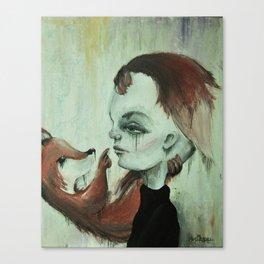 I'll Love You No Matter What Canvas Print