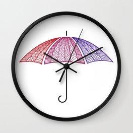 Ready for Rain Wall Clock
