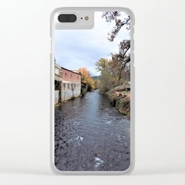Small  Town Vibes Pt. 3 Clear iPhone Case