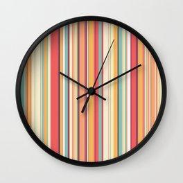 Lineara 5 Wall Clock