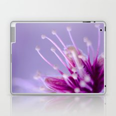 Purple Bloom Laptop & iPad Skin