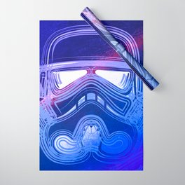 Pop Trooper Wrapping Paper