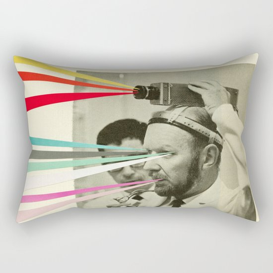 Communicator Rectangular Pillow